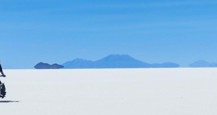 Salary, jeziora i wulkany – południe Boliwii (24.11- 09.12)